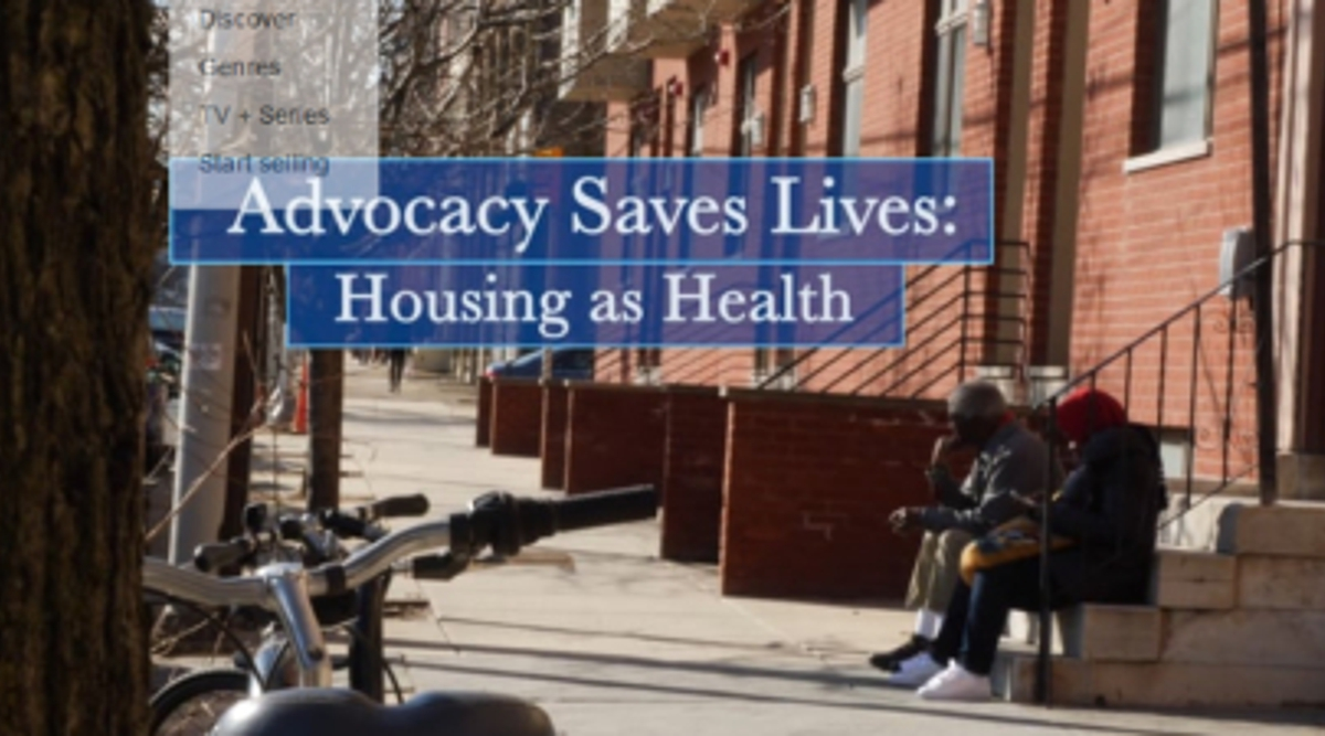 Director's Corner: The Importance of Housing to Health, And What We're Doing About It