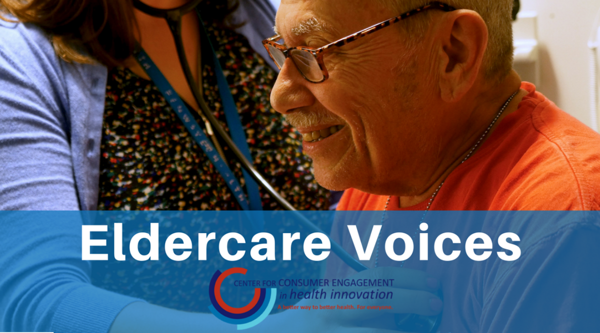 Eldercare Voices, COVID Edition: Gregg Warshaw, MD