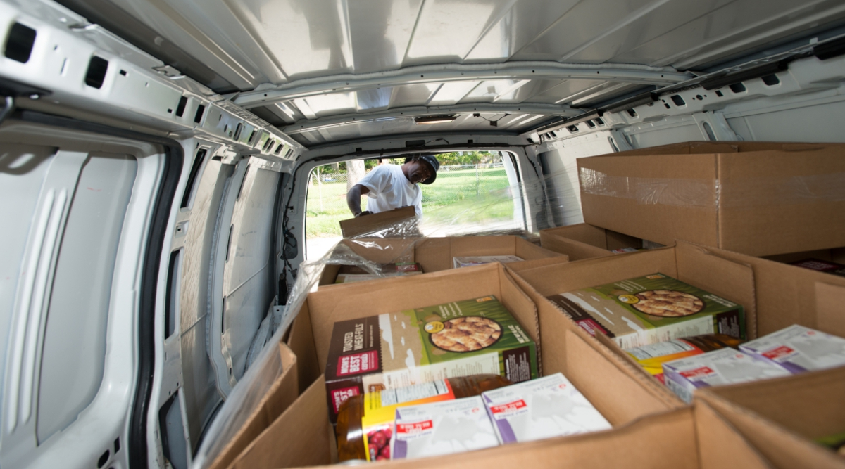 Embracing Older Americans Month by Serving Up Food Security for Older Adults
