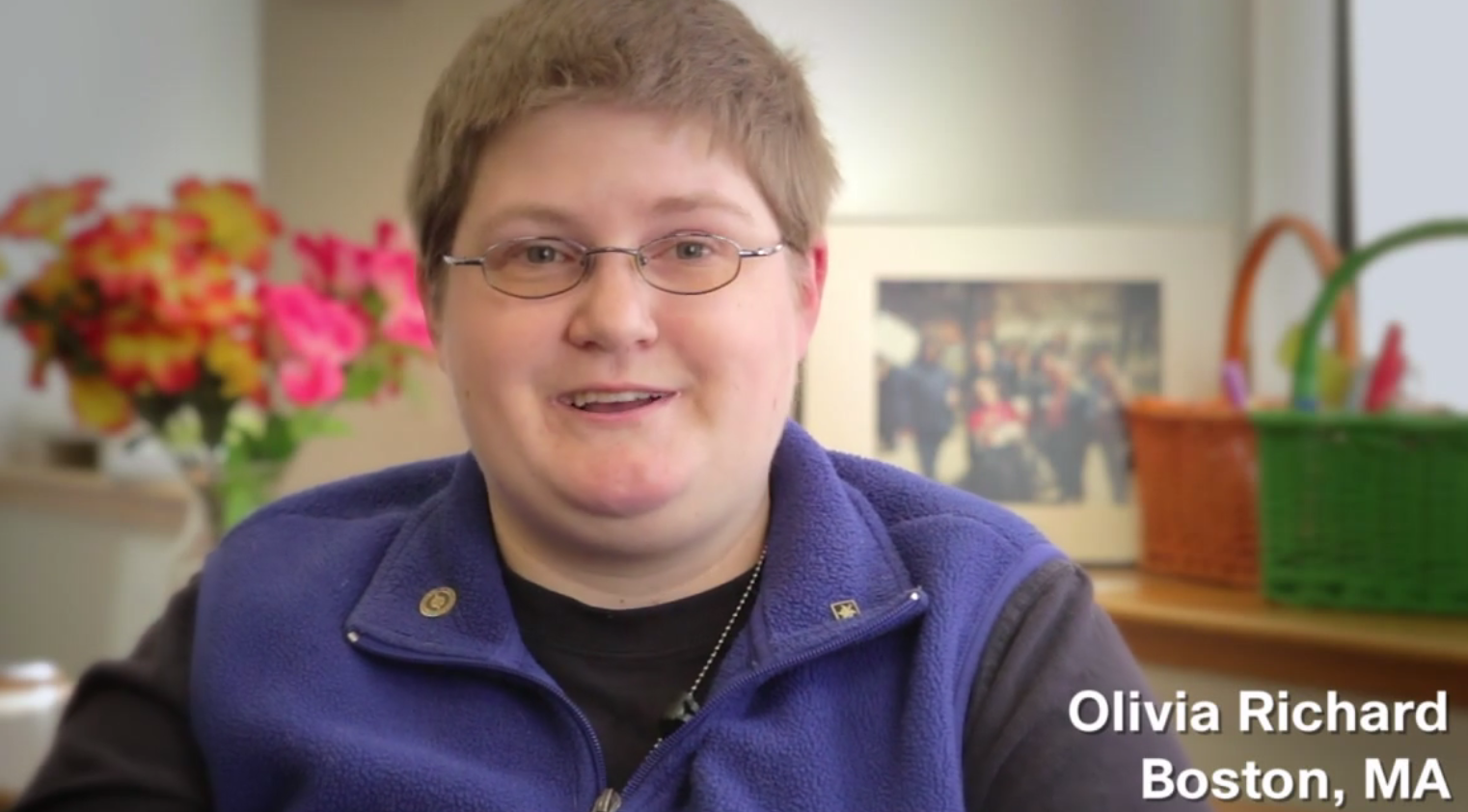Olivia Is Enrolled In The One Care Program, The Massachusetts Demonstration  Project Which Coordinates Care For People With Disabilities Eligible For  Both