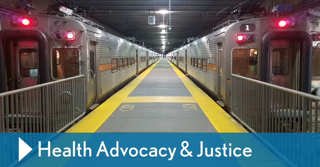 Pushing the Boundaries of Health Advocacy and Justice