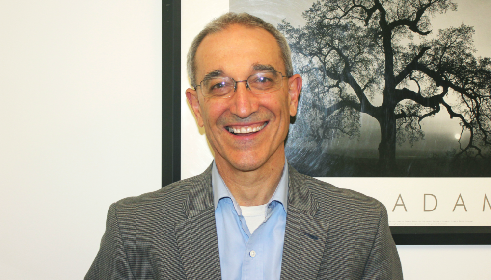 Mark Rukavina Brings His Expertise to the Center's New